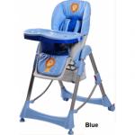 Стульчик для кормления Caretero Royo - blue